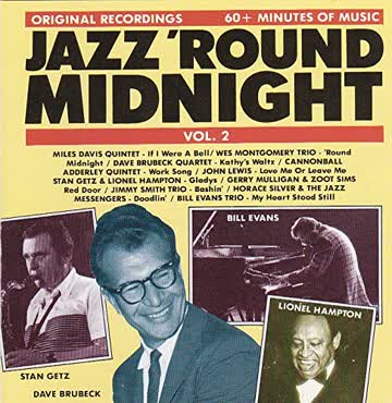 Various - Jazz Round Midnight Vol. 2