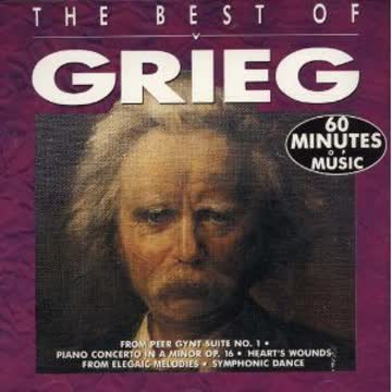 Edvard Grieg - The Best of Grieg (UK Import)