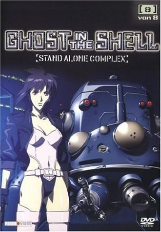 Ghost In The Shell - Stand Alone Complex, Vol. 8