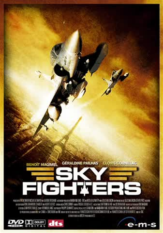 Sky Fighters (Einzel-DVD)