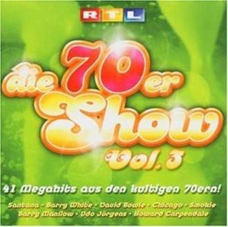 Various - Die 70er Show Vol. 3-Rtl Präs.