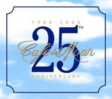 Various - Cafe Del Mar 25th Anniversary