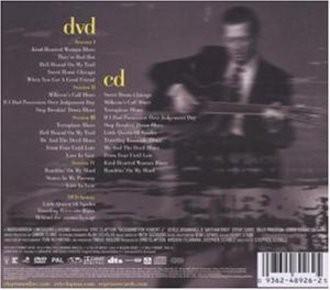 Eric Clapton - Sessions for Robert J. (CD + DVD / Digipak)