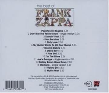 Frank Zappa - Best of Frank Zappa