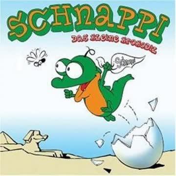 Iris Gruttmann - Schnappi,das Kleine Krokodil