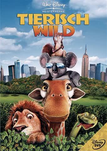 Tierisch wild (Special Collection)