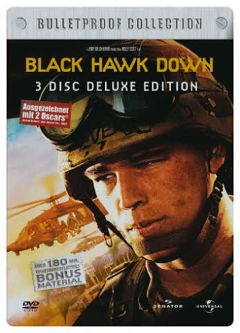 Black Hawk Down (Bulletproof Collection) [3 DVDs]