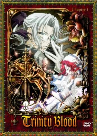Trinity Blood, Vol. 1, Episoden 01-04