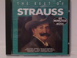 Michael Raucheisen - The Best Of Strauss (UK Import)