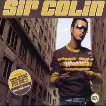 Sir Colin - Warrior (Scratch Da House)