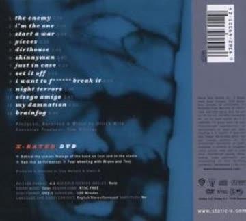 Static-X - Start a War (CD + DVD)