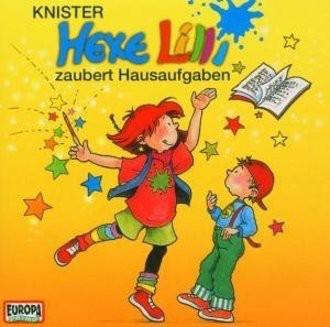 Hexe Lilli - Hexe Lilli-Zaubert Hausaufgabe