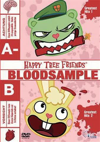 Happy Tree Friends: Bloodsample, Greatest Hits 1+2