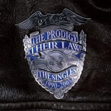 The Prodigy - Their Law-the Singles 1990-2005