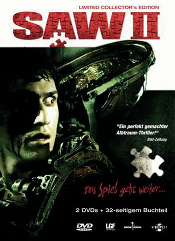 Saw 2 - Limited Collectors Edition