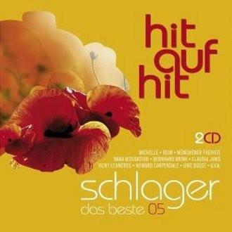 Various - Hit auf Hit Schlager-das Beste 2005