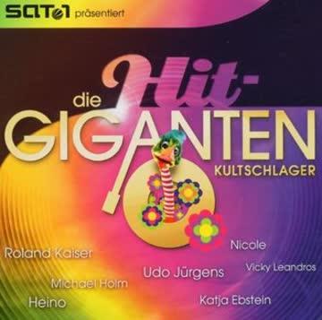 Various - Die Hit Giganten - Kultschlager