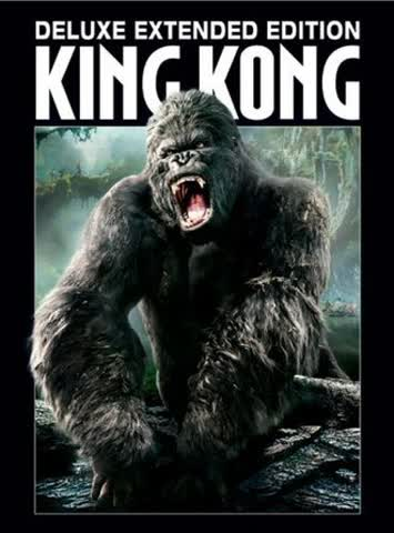 King Kong [DVD] [2005] [Region 1] [US Import] [NTSC]
