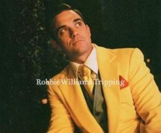 Robbie Williams - Tripping