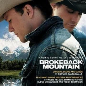 Film Soundtrack - Brokeback Mountain