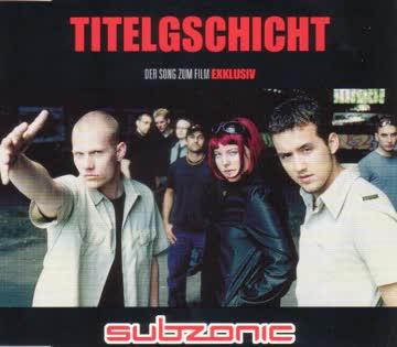 Subzonic - Titelgschicht (4 versions, 1999, 'Exklusiv')