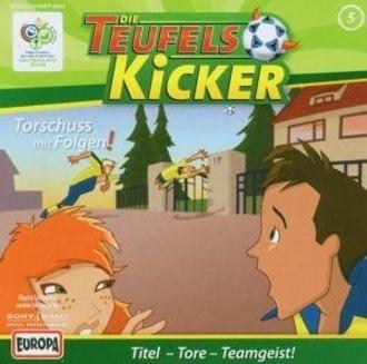 Teufelskicker 05: Torschuss mit Folgen