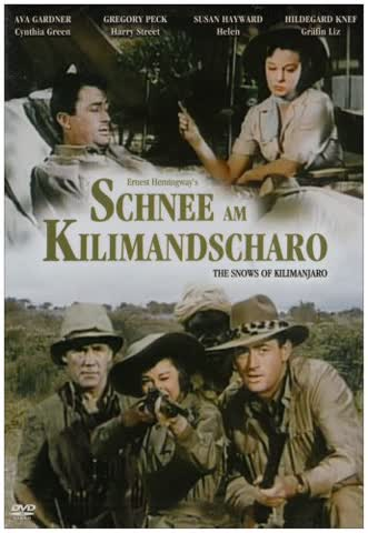 Schnee am Kilimandscharo [Import allemand]