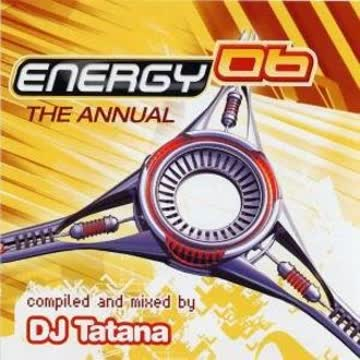 DJ Tatana - Energy 06-the Annual