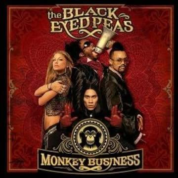 Black Eyed Peas - Monkey Business / Slidepac