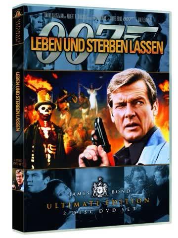 James Bond 007 Ultimate Edition - Leben und sterben lassen (2 DVDs)