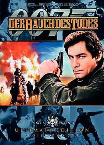 James Bond 007 Ultimate Edition - Der Hauch des Todes (2 DVDs)
