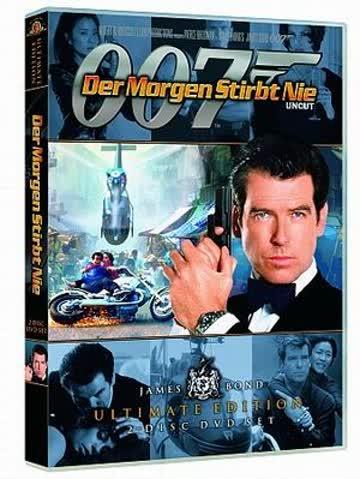 007 Der Morgen Stirbt Nie [German/English]