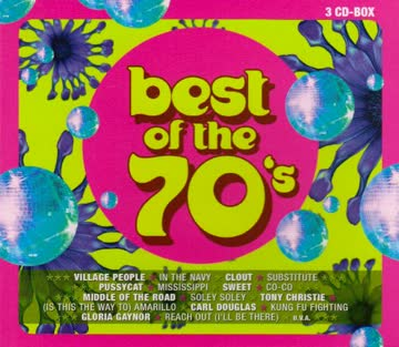 Various - Best of the 70s