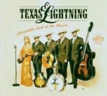 Texas Lightning - Meanwhile,Back at the Ranch