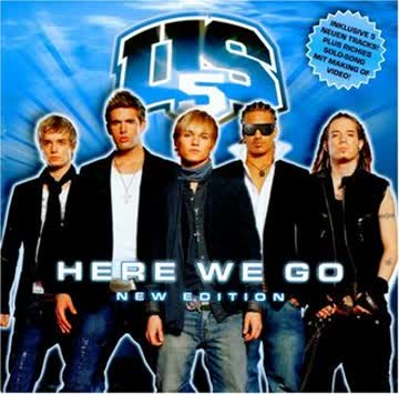 Us5 - Here We Go (New Edition)