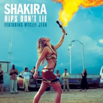 Shakira - Hips Don't Lie [UK-Import]