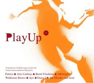 Various - Playup-Football Is Music