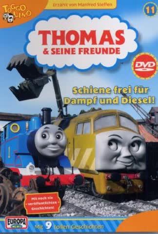 THOMAS SEINE FREUNDE - DVD NEUF SOUS BLISTER