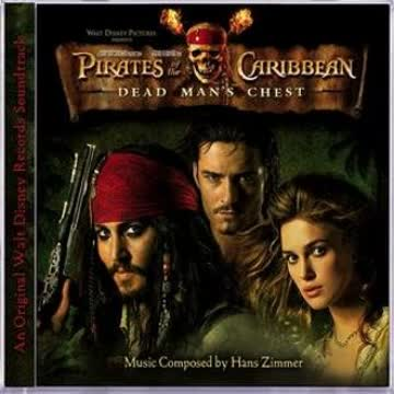 Hans Zimmer - Pirates of the Caribbean: Dead Man's Chest