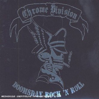Chrome Division - Doomsday Rock'n'roll