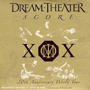 Dream Theater - Score-20th Anniversary World Tour Live