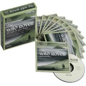 Various - The Wild Rover-Wallet Box