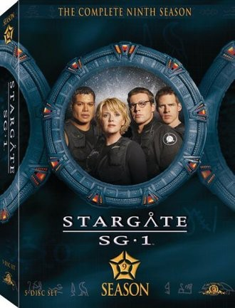 Stargate SG-1 - Season 9 Boxed Set (Thinpak)