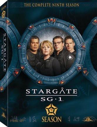 Stargate SG-1 - Season 9 Boxed Set (Thinpak)