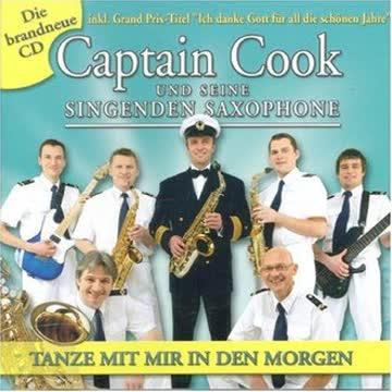 Captain Cook und Seine Singenden Saxophone - Tanze mit Mir in Den Morgen