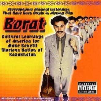 Borat:Stereophonic Musical Listenings - Borat:Stereophonic Musical Listenings
