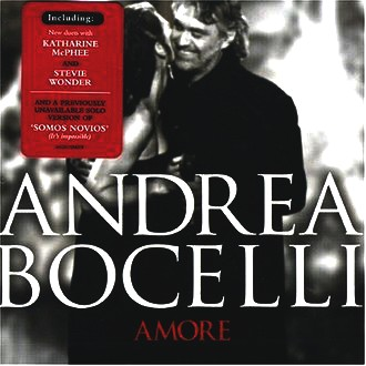 Bocelli Andrea - Amore(Re-Packing)