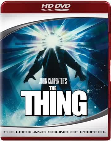 Thing [HD DVD] [Import USA]