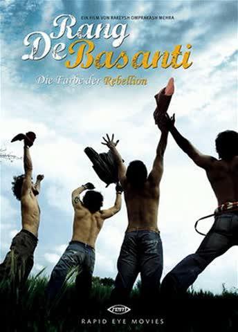 Rang De Basanti - Die Farbe der Rebellion