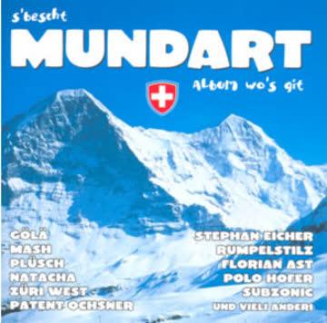 Various Artists - S'Bescht Mundart Album 1